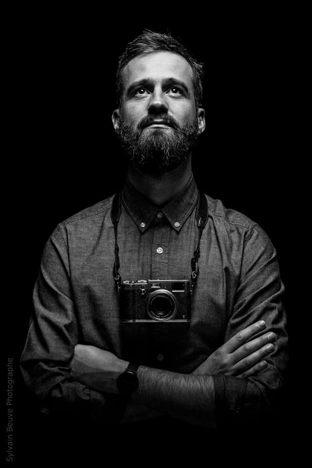 portrait de Sebastien Pons photographe znowx