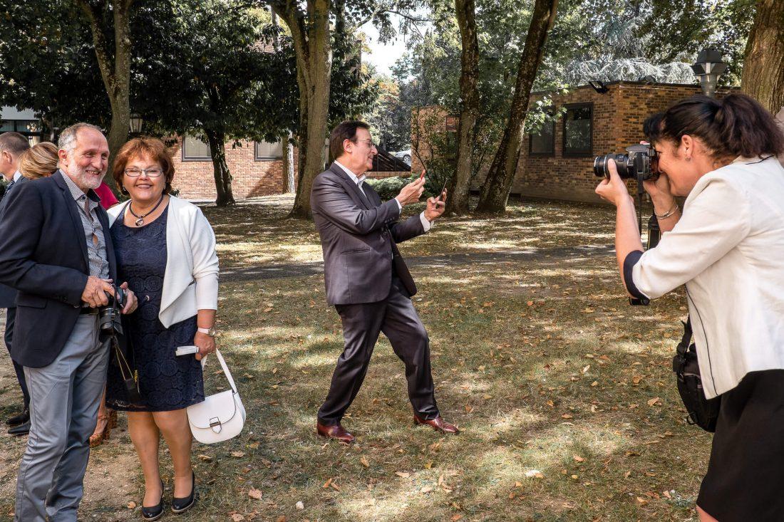 insolites, photographes de mariage